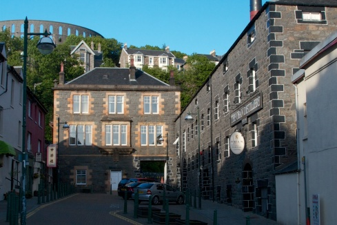The Oban Distillery, Oban, Scotland, 6/14/10