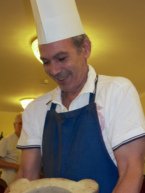 Our Pesto Tutor Sestri Levante, Italy, 9/12/13