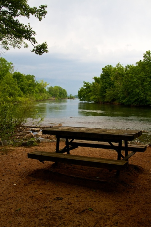 Roanoke Rapids Canal Trail, 5/10/14