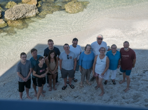 Until next time! 12/27/16, North Captiva Island, FL
